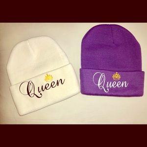 Queen Beanies